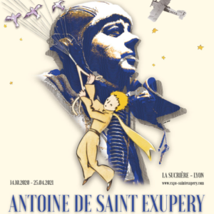 Article exposition Antoine de Saint Exupéry Lyon - Little Beaux Arts