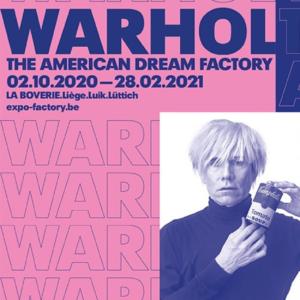 Exposition Warhol - Liège - Little Beaux Arts - Lyon