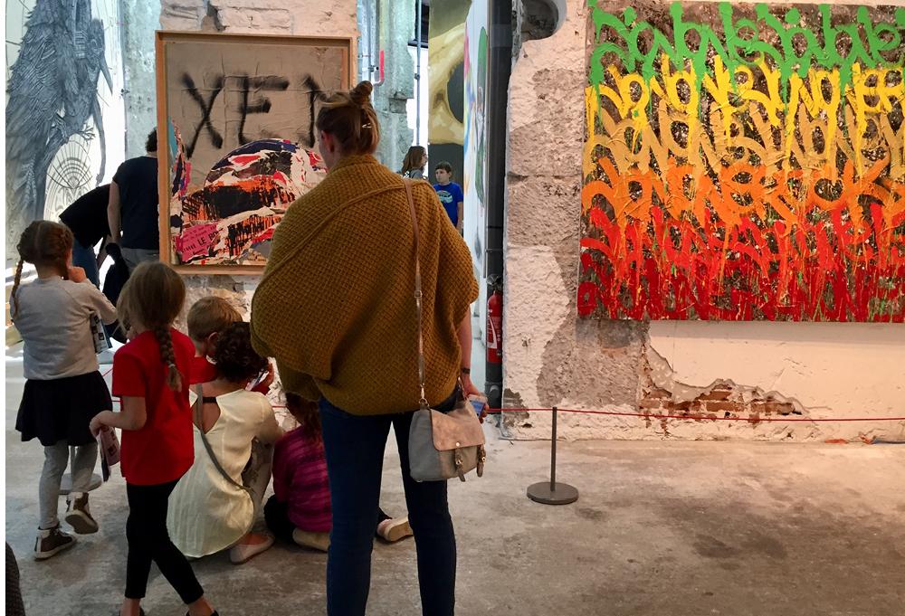 Exposition One Two Street Art - Lyon - Little Beaux Arts -
