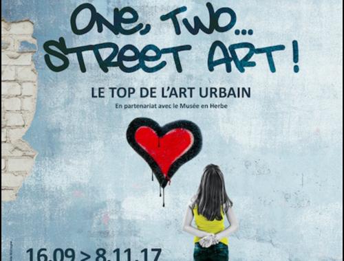 Article One Two Street Art Lyon - LITTLE BEAUX ARTS LYON
