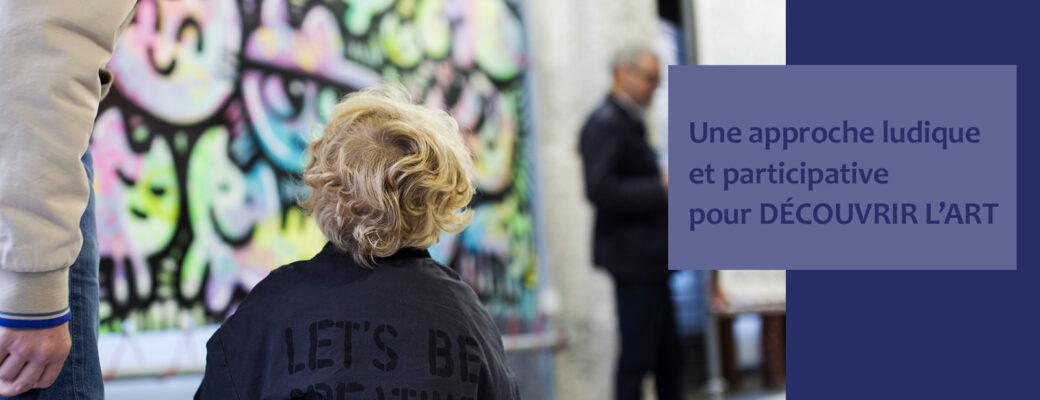 Une approche ludique et participative pour découvrir l'art - Little Beaux Arts - Lyon