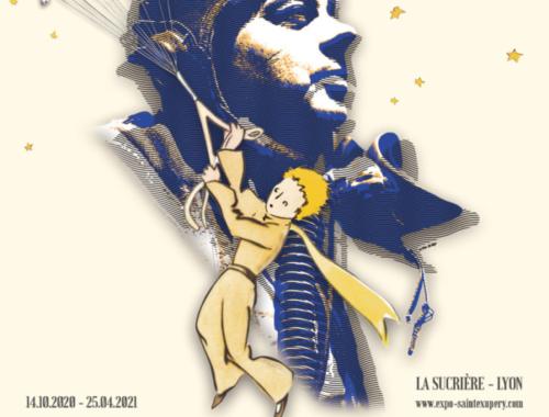 Article exposition Antoine de Saint Exupéry Lyon - Little Beaux Arts